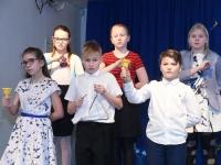 015 EV 102. aastapäeva kontsert-aktus Sindi gümnaasiumis. Foto: Urmas Saard