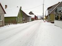 Tänav Raja külas. Foto: Jaan Lukas / Külauudised