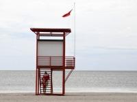1 G4S rannavalve Pärnu keskrannas. Foto: Urmas Saard / Külauudised