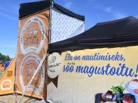 013 Grillfest Pärnus kaheksandat korda, ettevalmistus. Foto: Urmas Saard