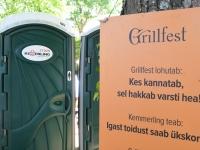 016 Grillfest Pärnus kaheksandat korda, ettevalmistus. Foto: Urmas Saard