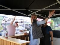 017 Grillfesti esimese päeva algus. Foto: Urmas Saard