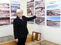 """Helen Parmeni näitus """"Paisust kärestikuni"""" Sindi muuseumis. Foto: Urmas Saard / Külauudised"""