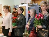 017 Helgi Tuul 70, näituse avamine Sindis. Foto: Urmas Saard