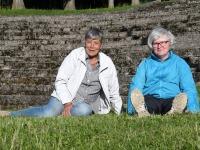 4 Helle Artel ja Helen Parmen.  Foto: Urmas Saard / Külauudised