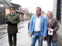 017 Hengo Tulnola mälestustahvli avamisel Pärnus. Foto: Urmas Saard