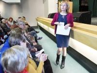 004 Henn Vallimäe TÜ Pärnu kolledži Väärikate ülikoolis . Foto: Urmas Saard
