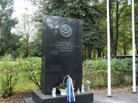 4 II maailmasõjas Eesti riikliku iseseisvuse taastamise eest võidelnute mälestusmärk Pärnus. Foto: Urmas Saard / Külauudised