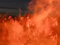 018 Iidetulede öö Pärnu keskrannas. Foto: Urmas Saard