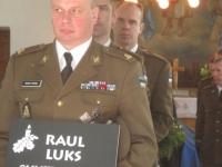 012 In memoriam kolonel Raul Luks. Foto: Tiina Tojak