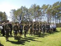 020 In memoriam kolonel Raul Luks. Foto: Tiina Tojak