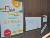 003 Infomess Suunaja Pärnus. Foto: Urmas Saard