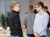 007 Investeerimiskoolitus Pärnu Koidula gümnaasiumis. Foto: Urmas Saard