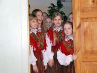 006 Iseseisvuspäeva eelne aktus Sindi gümnaasiumis. Foto: Urmas Saard