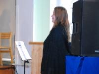 007 Iseseisvuspäeva eelne aktus Sindi gümnaasiumis. Foto: Urmas Saard