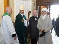 009 Iseseisvuspäeva oikumeeniline jumalateenistus Kaarli kirikus. Foto Urmas Saard