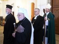 016 Iseseisvuspäeva oikumeeniline jumalateenistus Kaarli kirikus. Foto Urmas Saard