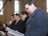 020 Iseseisvuspäeva oikumeeniline jumalateenistus Kaarli kirikus. Foto Urmas Saard