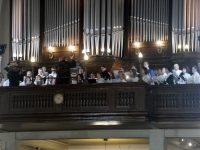 024 Iseseisvuspäeva oikumeeniline jumalateenistus Kaarli kirikus. Foto Urmas Saard