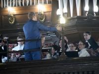 037 Iseseisvuspäeva oikumeeniline jumalateenistus Kaarli kirikus. Foto Urmas Saard