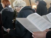 039 Iseseisvuspäeva oikumeeniline jumalateenistus Kaarli kirikus. Foto Urmas Saard