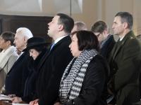 042 Iseseisvuspäeva oikumeeniline jumalateenistus Kaarli kirikus. Foto Urmas Saard
