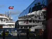 007 Island Sky teist korda Pärnus. Foto: Urmas Saard