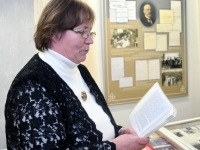 002 Jaan Poska ja Tartu rahu näituse avapäev Sindi muuseumis. Foto: Urmas Saard