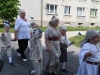 006 Jänesselja lasteaia IV laulu- ja tantsupidu. Foto: Urmas Saard