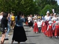 009 Jänesselja lasteaia IV laulu- ja tantsupidu. Foto: Urmas Saard