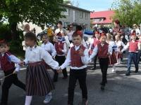 012 Jänesselja lasteaia IV laulu- ja tantsupidu. Foto: Urmas Saard