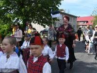 013 Jänesselja lasteaia IV laulu- ja tantsupidu. Foto: Urmas Saard