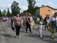 015 Jänesselja lasteaia IV laulu- ja tantsupidu. Foto: Urmas Saard