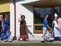 017 Jänesselja lasteaia IV laulu- ja tantsupidu. Foto: Urmas Saard