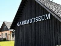 001 Järvakandi klaasimuuseumis. Foto: Urmas Saard