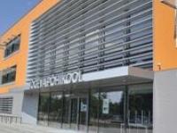001 Jõgeva linna uus koolihoone. Foto: Marge Tasur