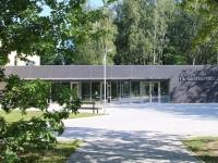 002 Jõgeva uus raamatukoguhoone. Foto: Marge Tasur
