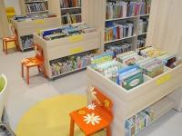 006 Linnaraamatukogu uued ruumid. Foto: Marge Tasur