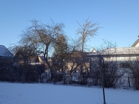 Viimane lumi Jõgeva linna katustel. Foto: Jaan Lukas