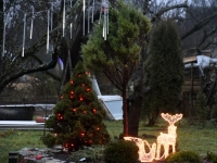 003 Jõuluaegse Sindi tänavatel. Foto: Urmas Saard