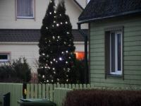 006 Jõuluaegse Sindi tänavatel. Foto: Urmas Saard