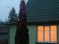 010 Jõuluaegse Sindi tänavatel. Foto: Urmas Saard