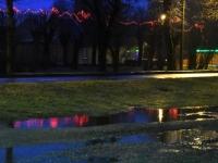 023 Jõuluaegse Sindi tänavatel. Foto: Urmas Saard