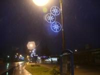 026 Jõuluaegse Sindi tänavatel. Foto: Urmas Saard