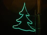 030 Jõuluaegse Sindi tänavatel. Foto: Urmas Saard