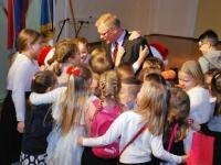 013 Jõuluaktus 2016 Sindi gümnaasiumis. Foto: Urmas Saard