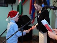 011 Jõuluaktus Sindi gümnaasiumis. Foto: Urmas Saard