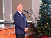 016 Jõuluaktus Sindi gümnaasiumis. Foto: Urmas Saard