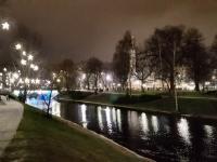 004 Jõuludeaegne jalutuskäik Riias. Foto: Marko Šorin