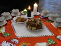 005 Jõululaupäeva jumalateenistus Raeküla Vanakooli keskuses. Foto: Urmas Saard